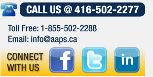 Contact AAPS