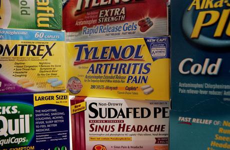 Common Pain Pill Poses Major Health Risk