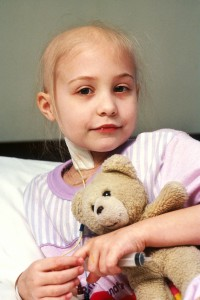 A life or death issue for 12 year old girl