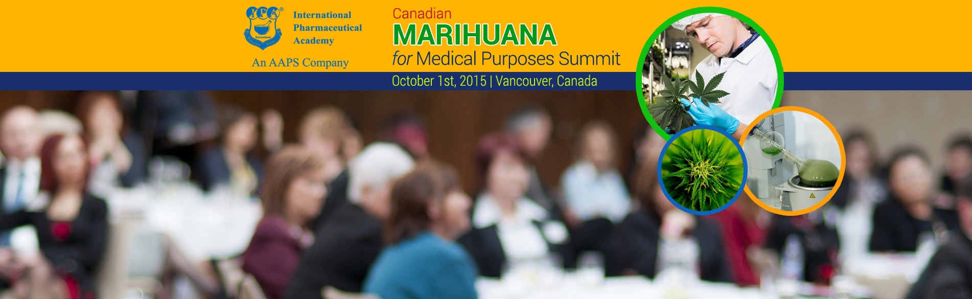 Laleh Bighash will present at The Canadian Medical Marihuana Conference