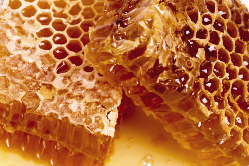 Honey from Manuka flowers is great for fighting infections both internally and topically.