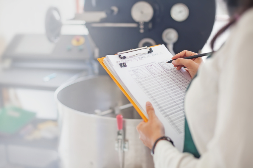 Quality benchmarks are met and recorded throughout every level of a product's processing.