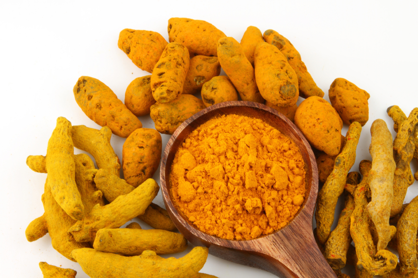 Turmeric, a spice found in many curries, has medicinal properties