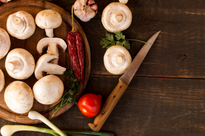 Adding more mushrooms to nutritional plans has incredible benefits