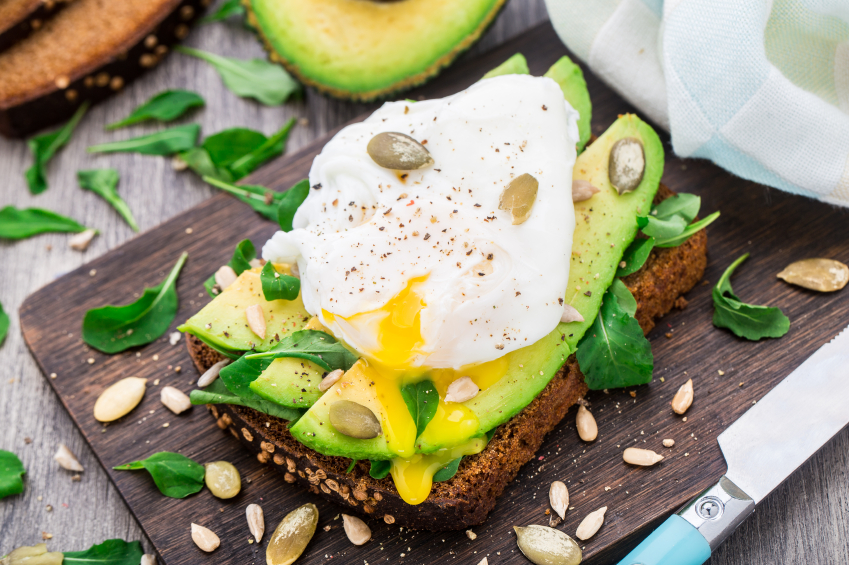 Avocados, nuts, and oils can be healthy sources of fats for endurance athletes.