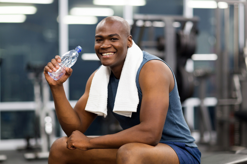 Athletes only need to drink when they feel thirsty