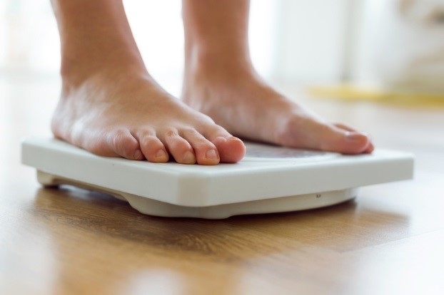 Using body fat percentage scales can be much more effective