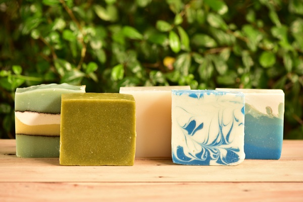 Topical products like soap might be infused with cannabis extract
