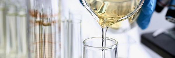 Solvents are used to extract components from cannabis plants
