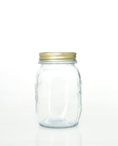 Many people store their cannabis in mason jars for their airtight quality, but this can let in sunlight