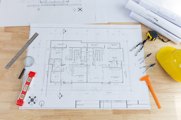 Like any other building project, you will need to get your blueprints in order