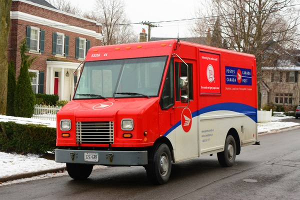 Canada Post has strict rules around shipping cannabis