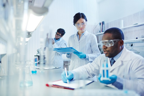 A career in pharmaceutical research may await those with HPLC skills and training