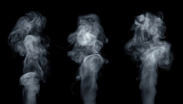Vapor already contains active ingredients because it has been decarboxylated