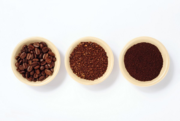Coffee is another product where grind matters, much like it does with cannabis