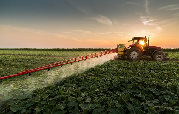 If not properly handled, pesticides on food can cause intoxication and illness in consumers
