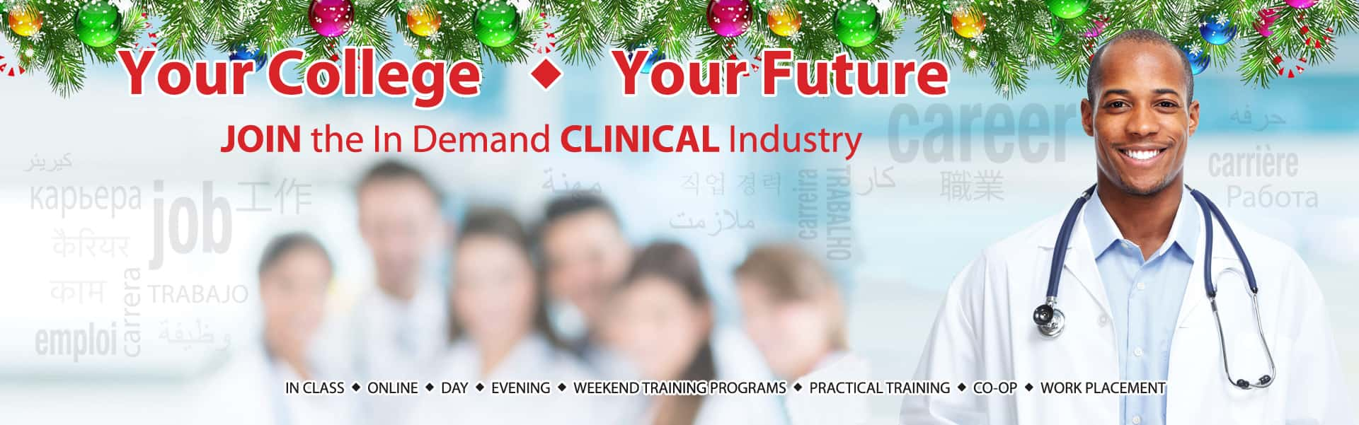Your-college-clinical-main-christmas 2