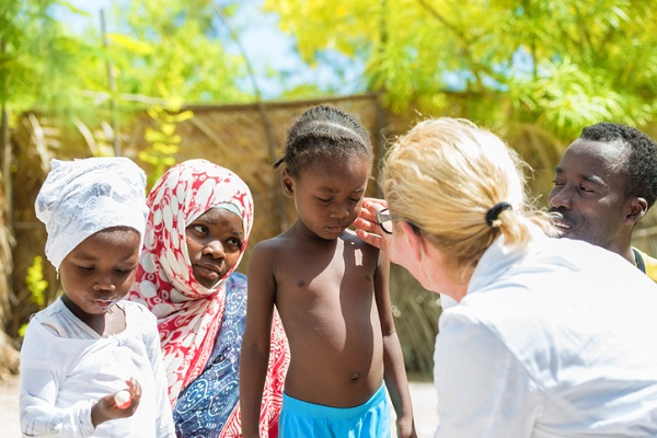 The WHO oversees many global vaccination campaigns